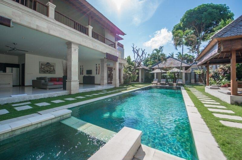 Swimming Pool - Villa Zanissa Villa Zack - Seminyak, Bali