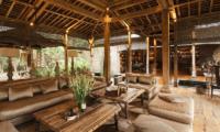 Living Area - Villa Zelie - Canggu, Bali