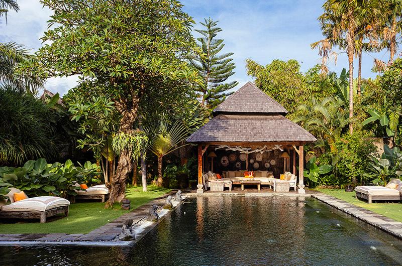 Pool Bale - Villa Zelie - Canggu, Bali