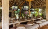 Dining Area - Villa Zelie - Canggu, Bali