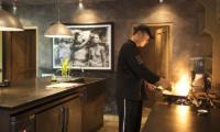 Kitchen Area with Chef - Villa Zelie - Canggu, Bali