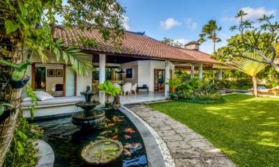 Outdoor Area - Vitari Villa - Seminyak, Bali