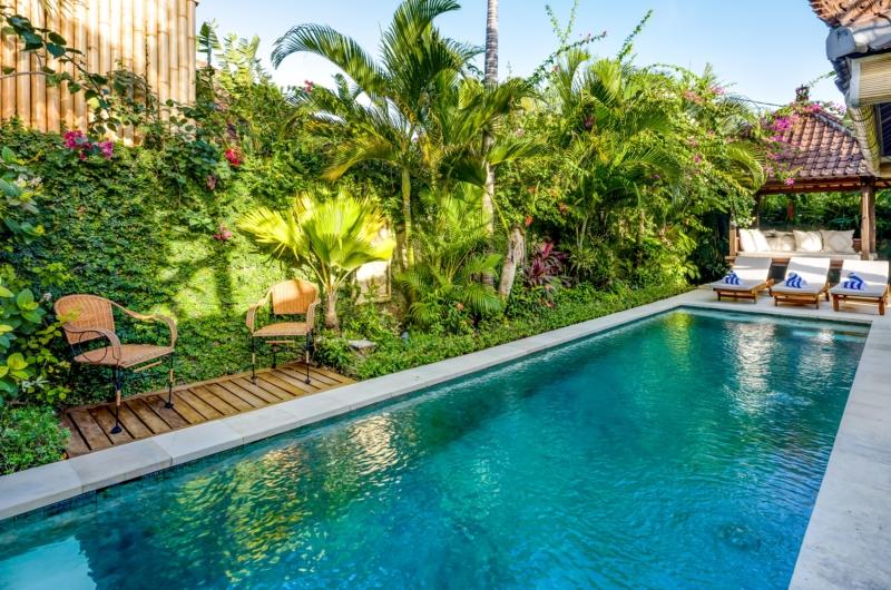 Swimming Pool - Vitari Villa - Seminyak, Bali