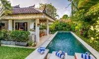 Pool Side - Vitari Villa - Seminyak, Bali
