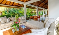 Lounge Area - Vitari Villa - Seminyak, Bali