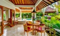 Dining Area - Vitari Villa - Seminyak, Bali