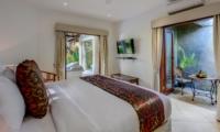 Bedroom with View - Vitari Villa - Seminyak, Bali