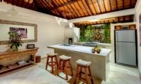Kitchen Area - Vitari Villa - Seminyak, Bali