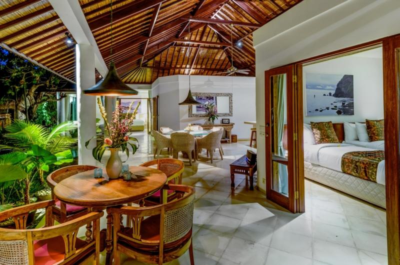 Bedroom View - Vitari Villa - Seminyak, Bali