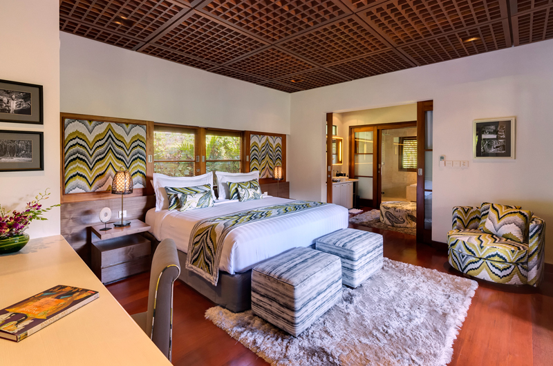 Windu SariBedroom with Seating Area - Windu Villas - Villa Windu Sari - Seminyak, Bali