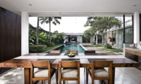 Open Plan Dining Area - Ziva a Boutique - Seminyak, Bali