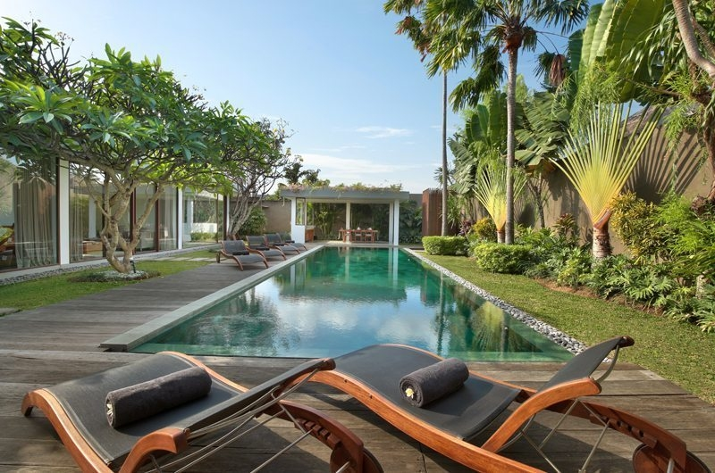Gardens and Pool - Ziva a Boutique - Seminyak, Bali