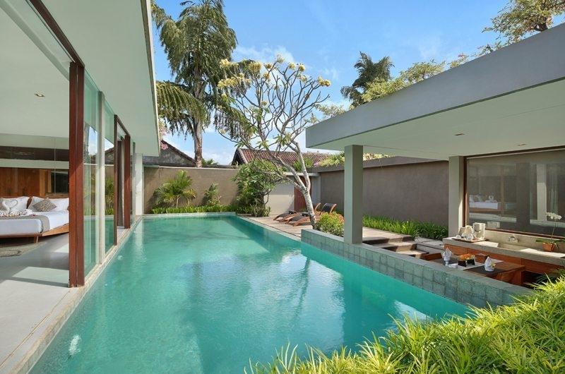 Private Pool - Ziva a Boutique - Seminyak, Bali