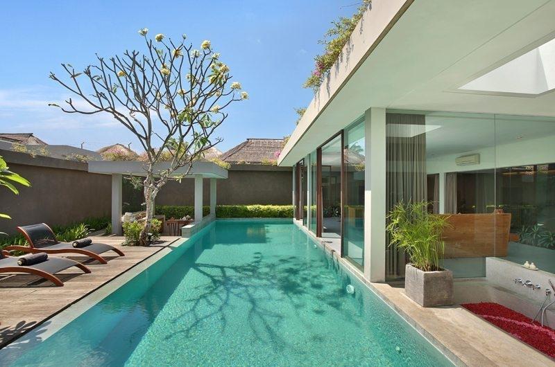 Swimming Pool - Ziva a Boutique - Seminyak, Bali