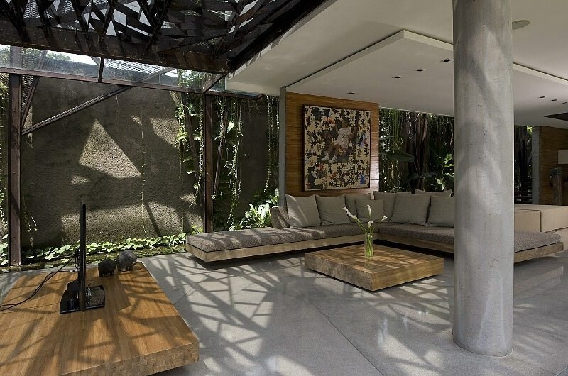 Lounge Area - Ziva A Residence - Seminyak, Bali