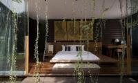 Bedroom View - Ziva A Residence - Seminyak, Bali