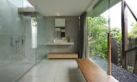 Bathroom with Mirror - Ziva A Residence - Seminyak, Bali