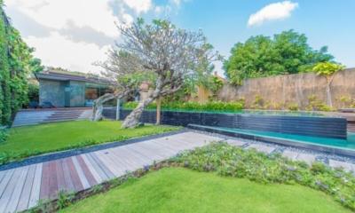 Gardens and Pool - Ziva A Residence - Seminyak, Bali