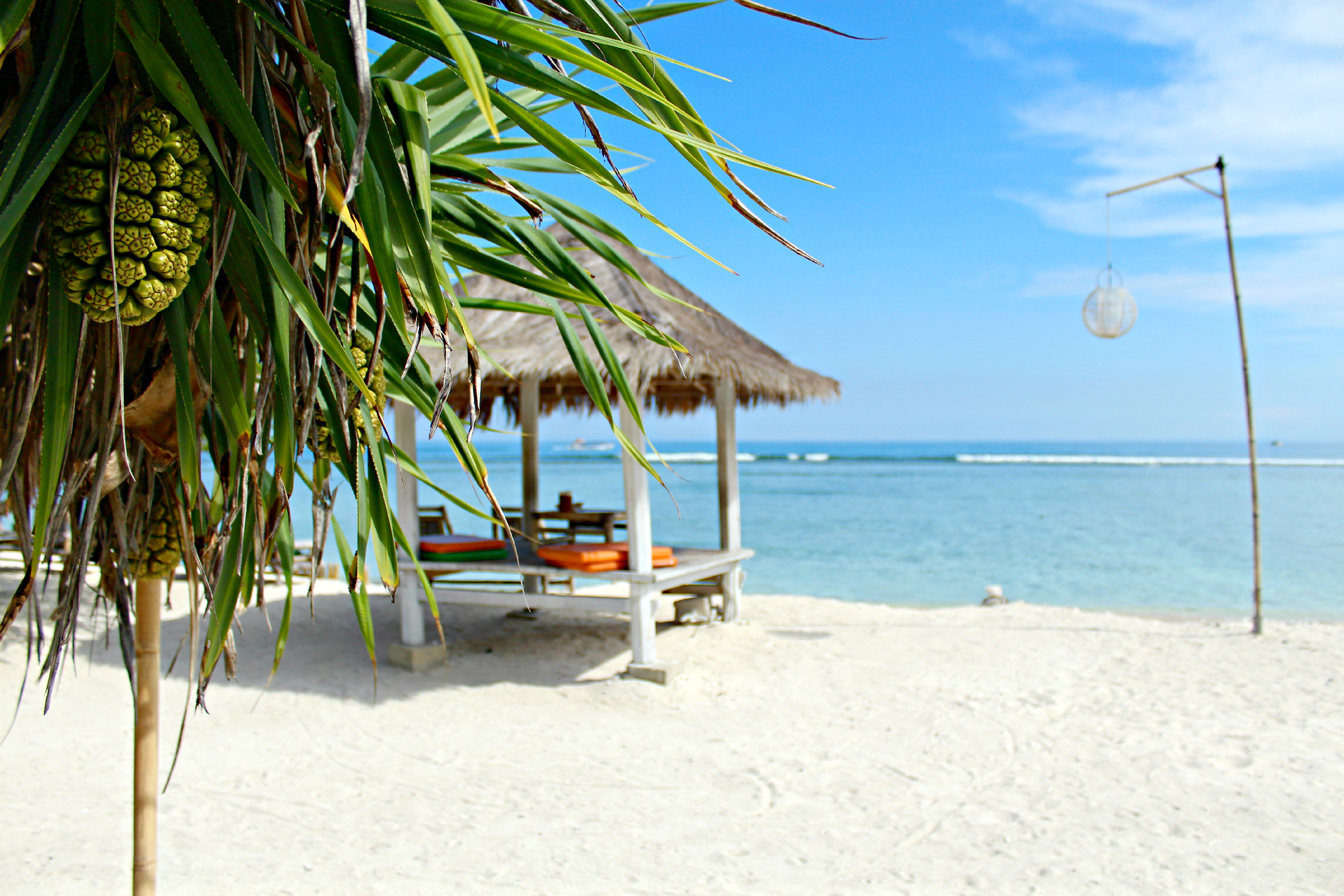 Beach Hut Gili Trawangan