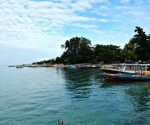 Boats Gili Air