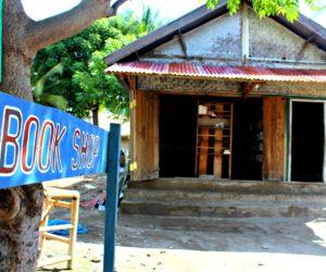 Book Shop Gili Air