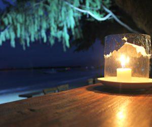 Candlelight Gili Trawangan