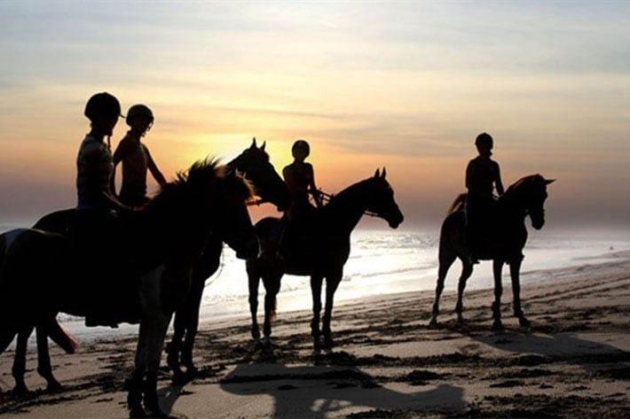 Canngu Horseback Riding On The Beach