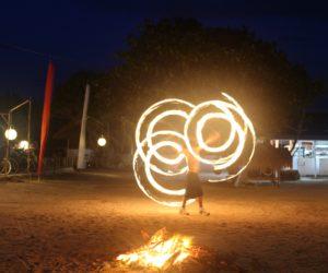 Fireshow Gili Trawangan