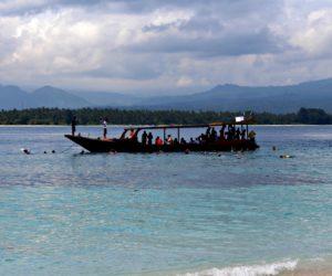 Fishermen Gili Air
