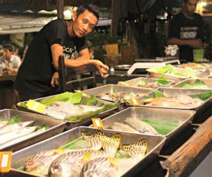 Gii Trawangan Seafood