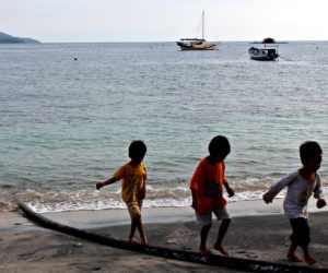 Gili Air Children