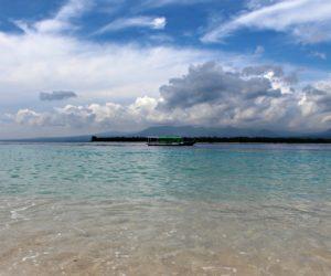 Gili Air Water And Boat