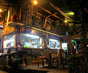 Gili Trawangan Cafe