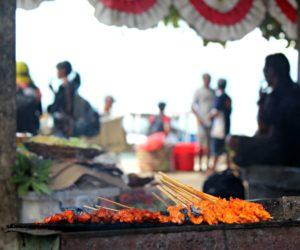 Gili Trawangan Seafood Sticks
