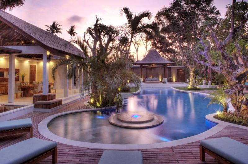 Bedroom View - Villa Perle - Candidasa, Bali