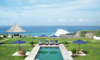 Pool with Sea View - Villa Putih - Nusa Lembongan, Bali