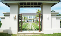 Entrance - Villa Putih - Nusa Lembongan, Bali