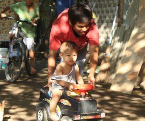Kid On Gili Trawangan