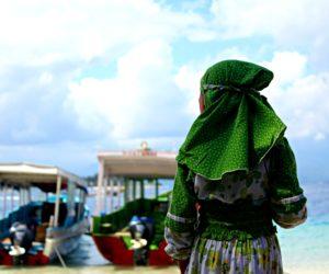 Local Girl On Gili Trawangan