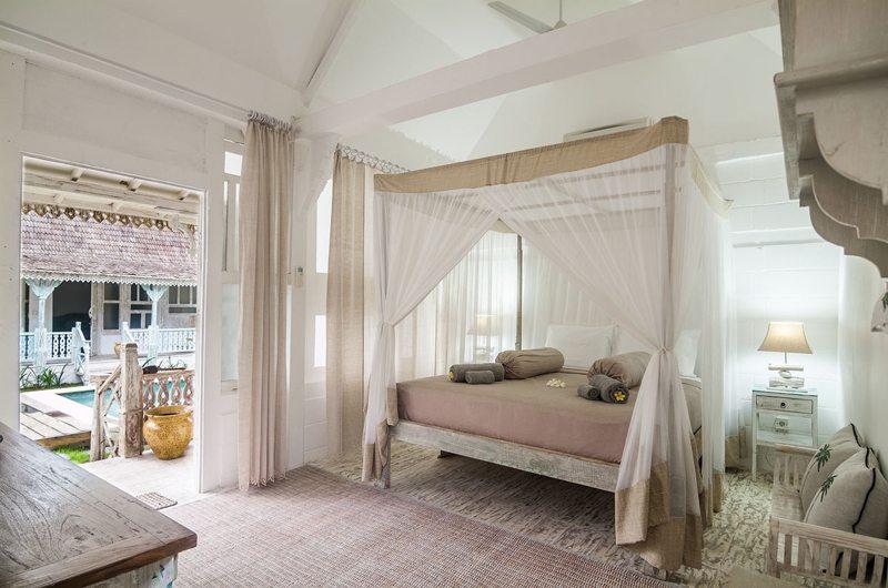 Bedroom - Palmeto Village - Gili Trawangan, Lombok