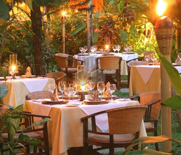 Mozaic Restaurants Garden