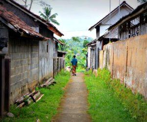 Penglipuran Sideroad
