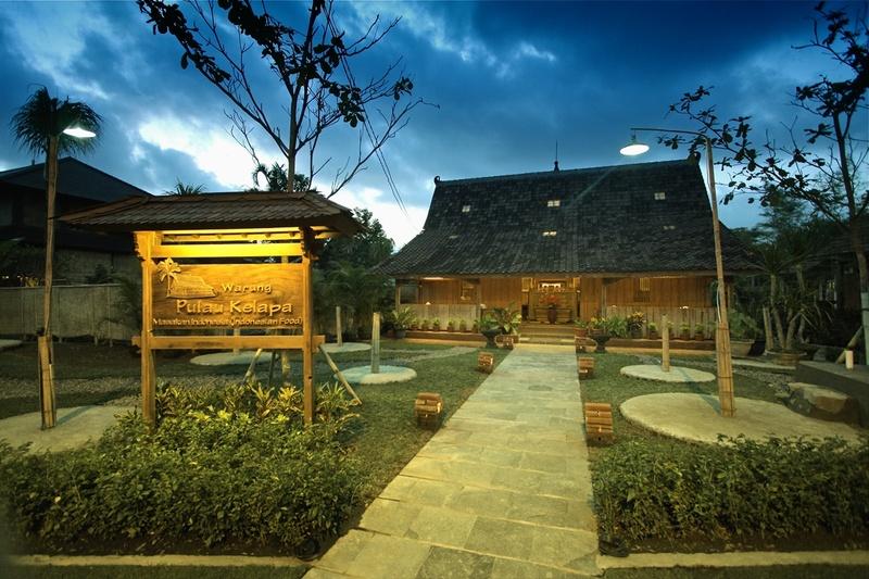 Restaurant Pulau Kelapa Ubud