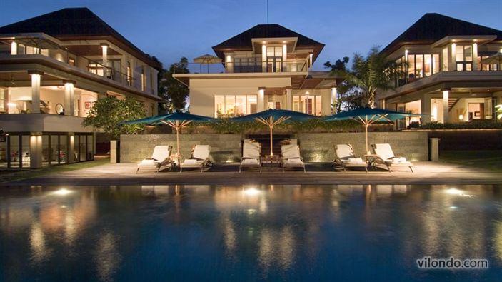 Sanur Residence Bali Beach Villa