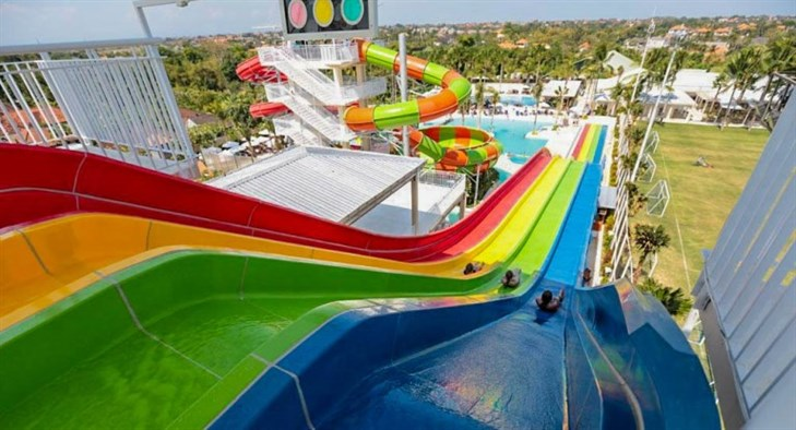 Splash Waterpark Canggu 2