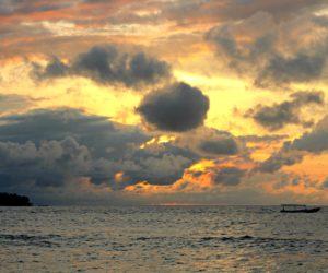 Sunset Gili Meno 2