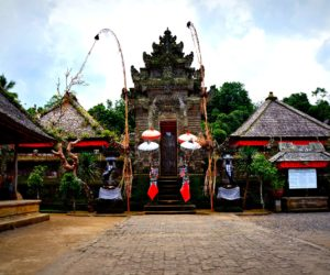 Temple Entrance Penglipuran