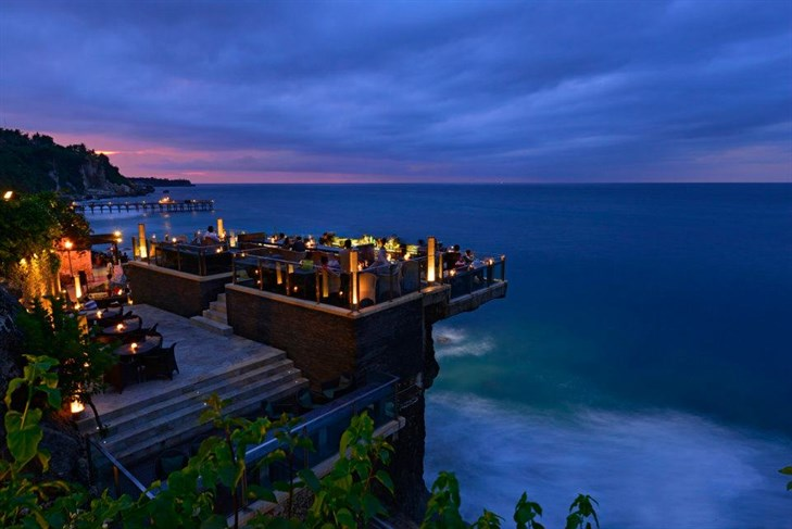 The Rock Bar Bukit Bali
