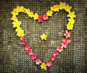 Ubud Flower Heart