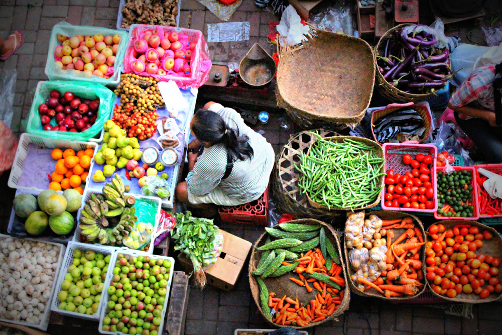 Ubud Morning Market 2
